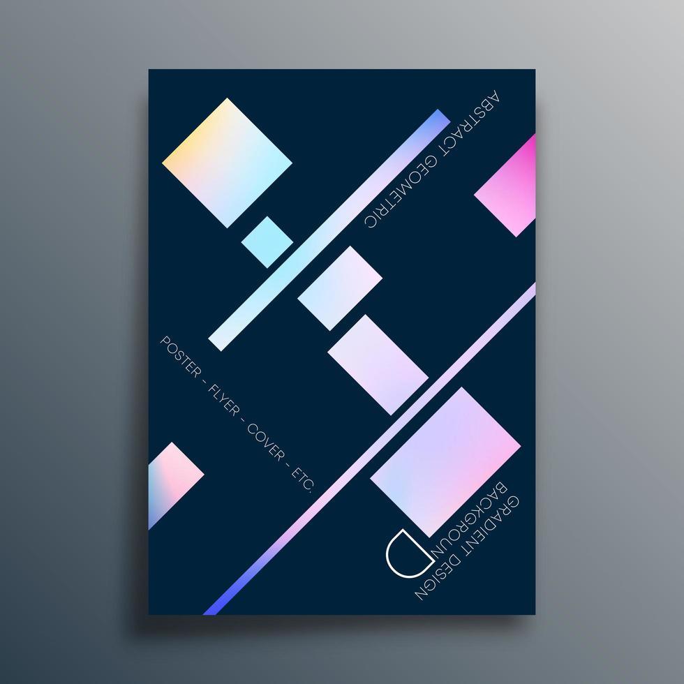lineaire kleurovergang textuur voor behang, flyer, poster, brochure vector