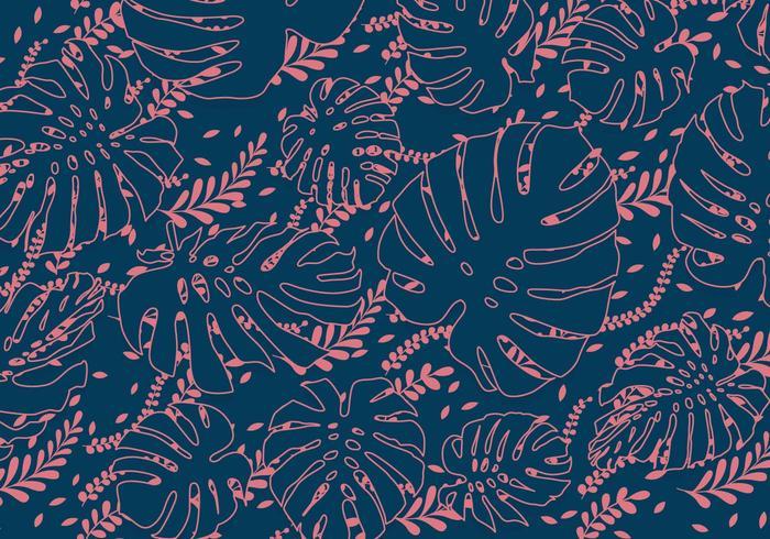 Donkerblauwe Achtergrond Vector