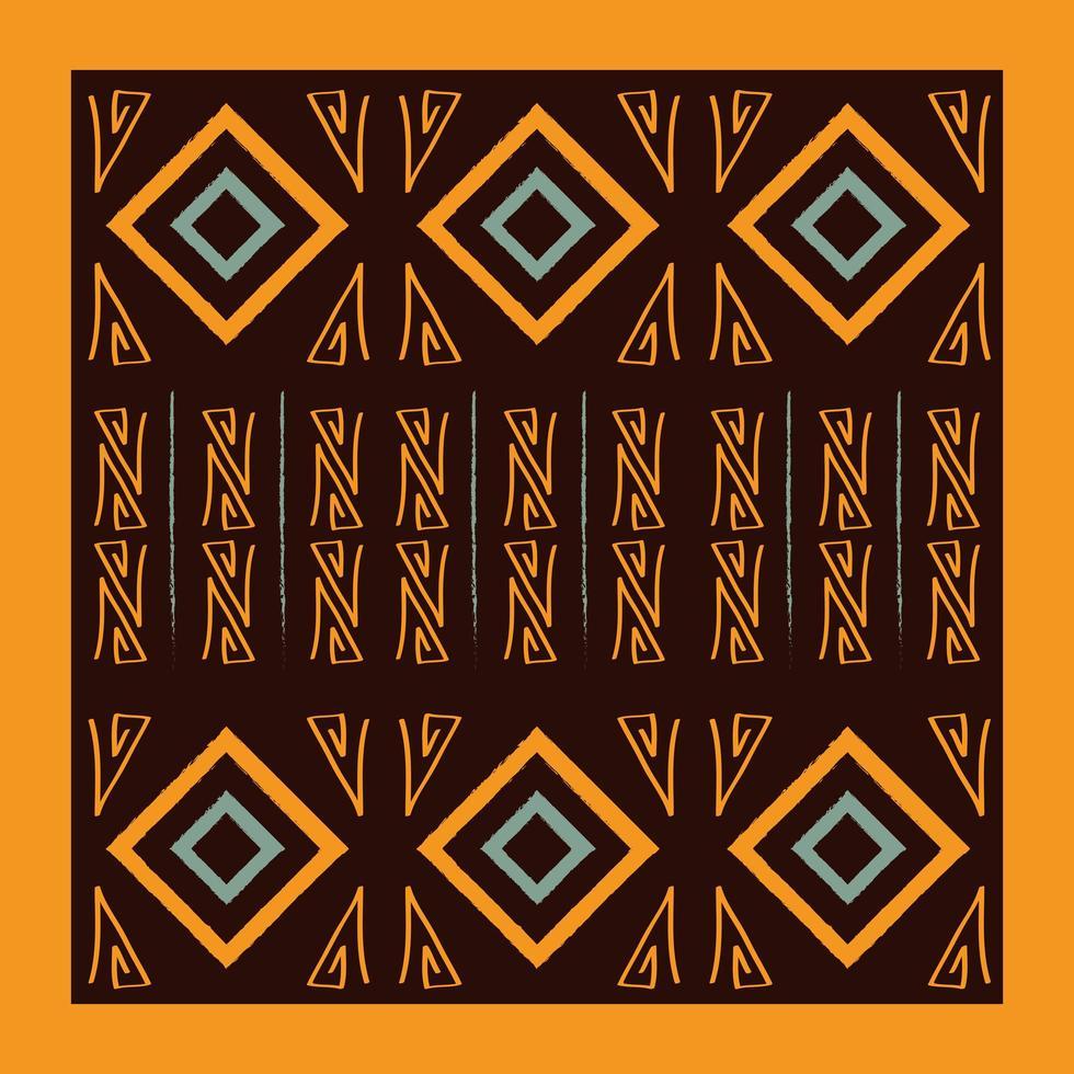 etnische ornament achtergrond vector