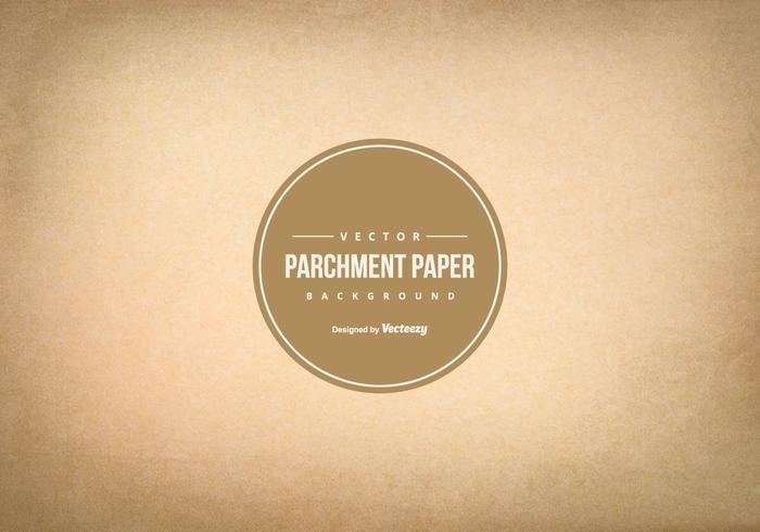 Perkament papier textuur achtergrond vector
