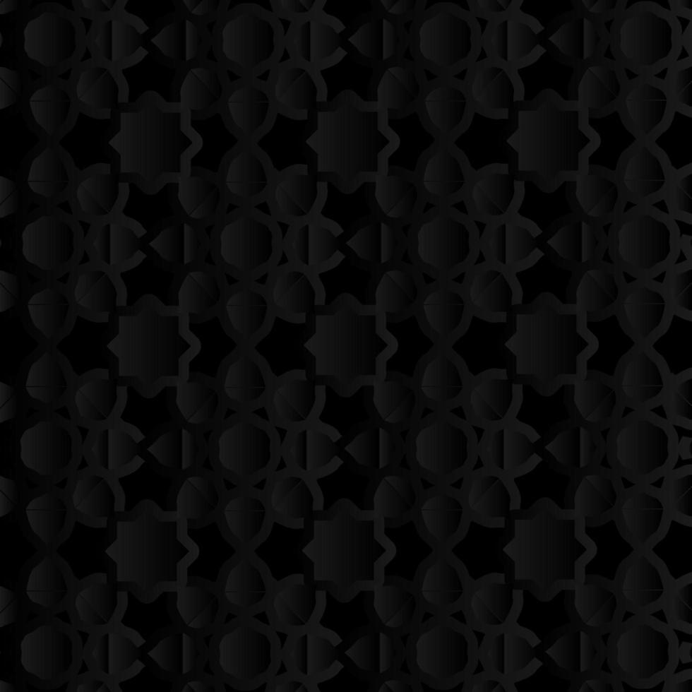 sier abstract bloemenpatroon vector