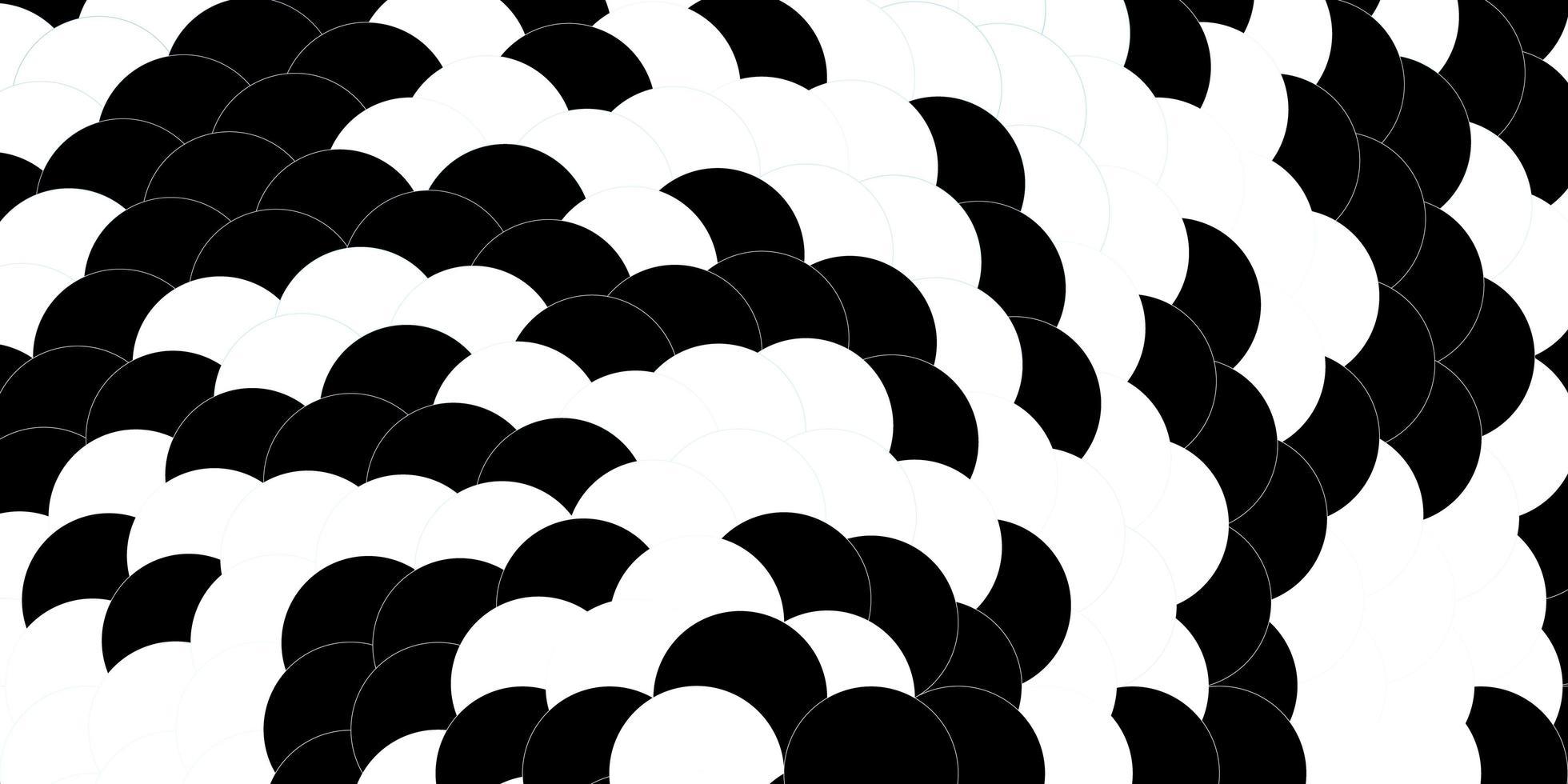 zwarte en blauwe textuur met schijven. vector