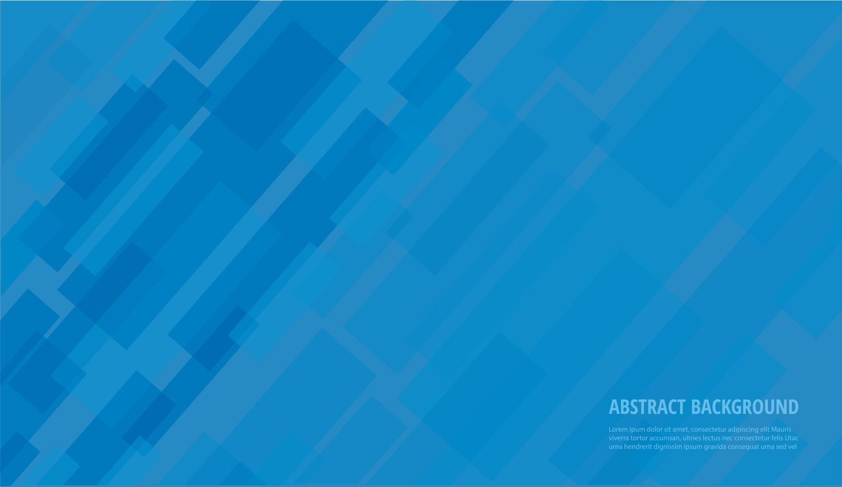 abstract licht strepen blauw behang vector
