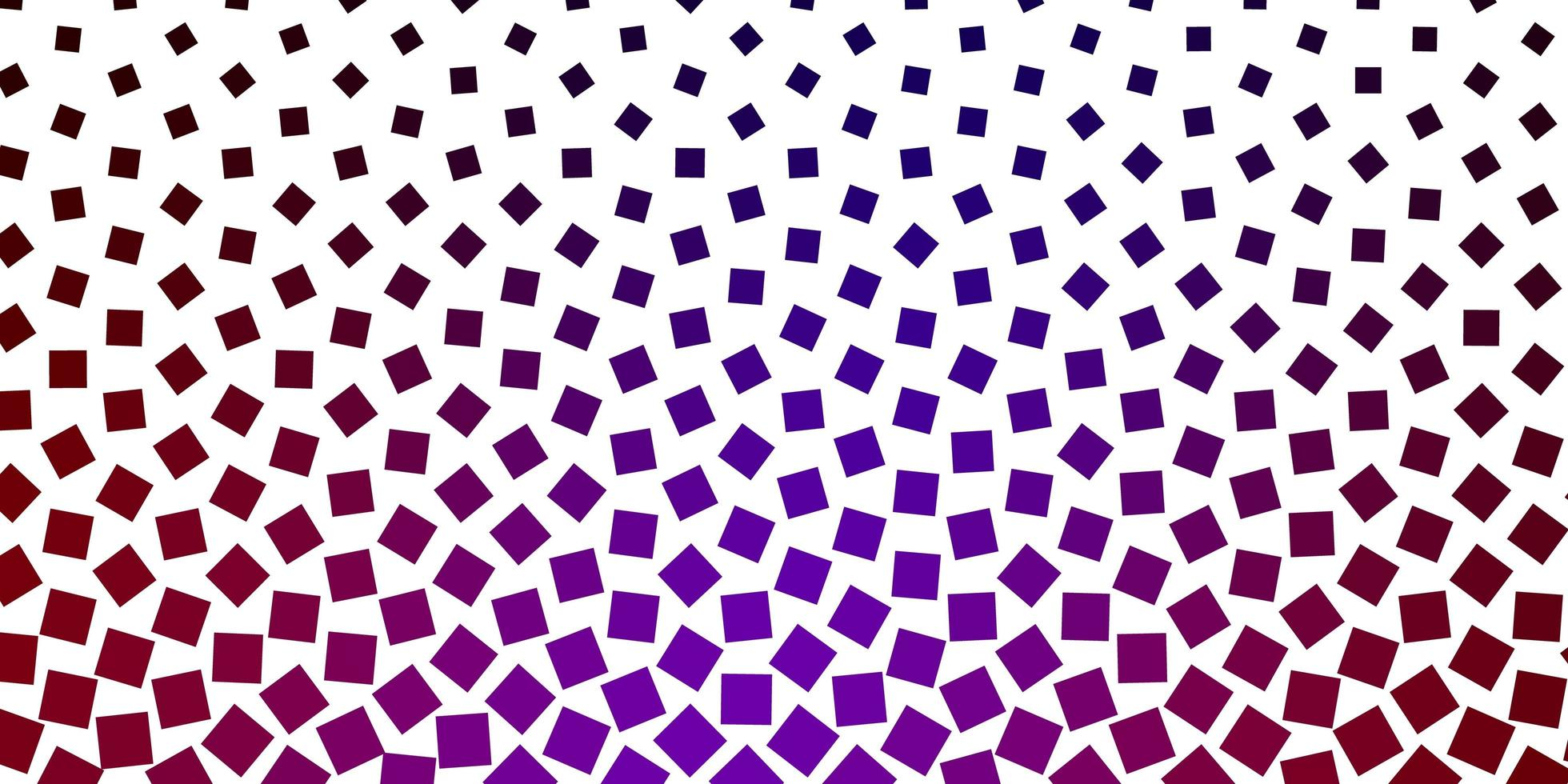 donkerrode en paarse lay-out met vierkanten. vector