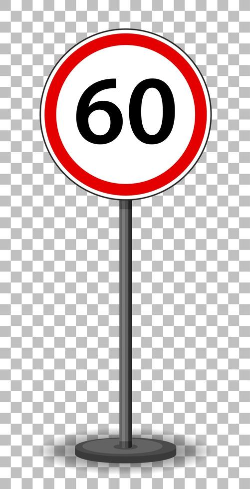 rood rond verkeersbord vector