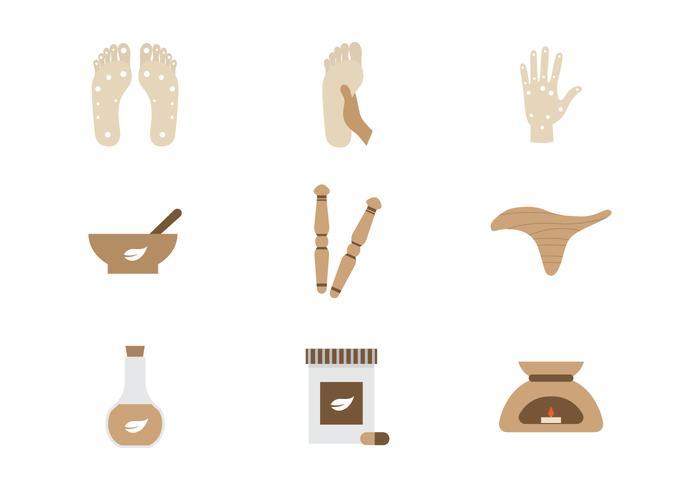 Gratis Fysiotherapeut Vector Ikonenverzamelingen