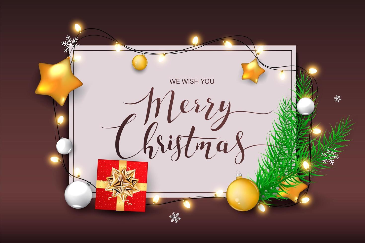 vrolijk kerstfeest achtergrond - Download Free Vectors, Vector Bestanden,  Ontwerpen Templates