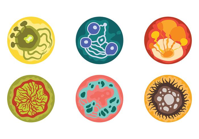 Mould Vector Icons