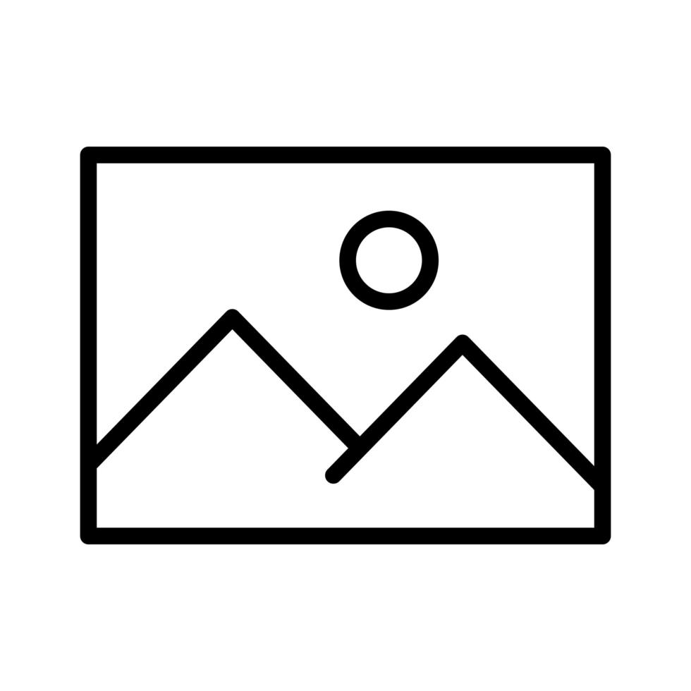 afbeelding vector pictogram