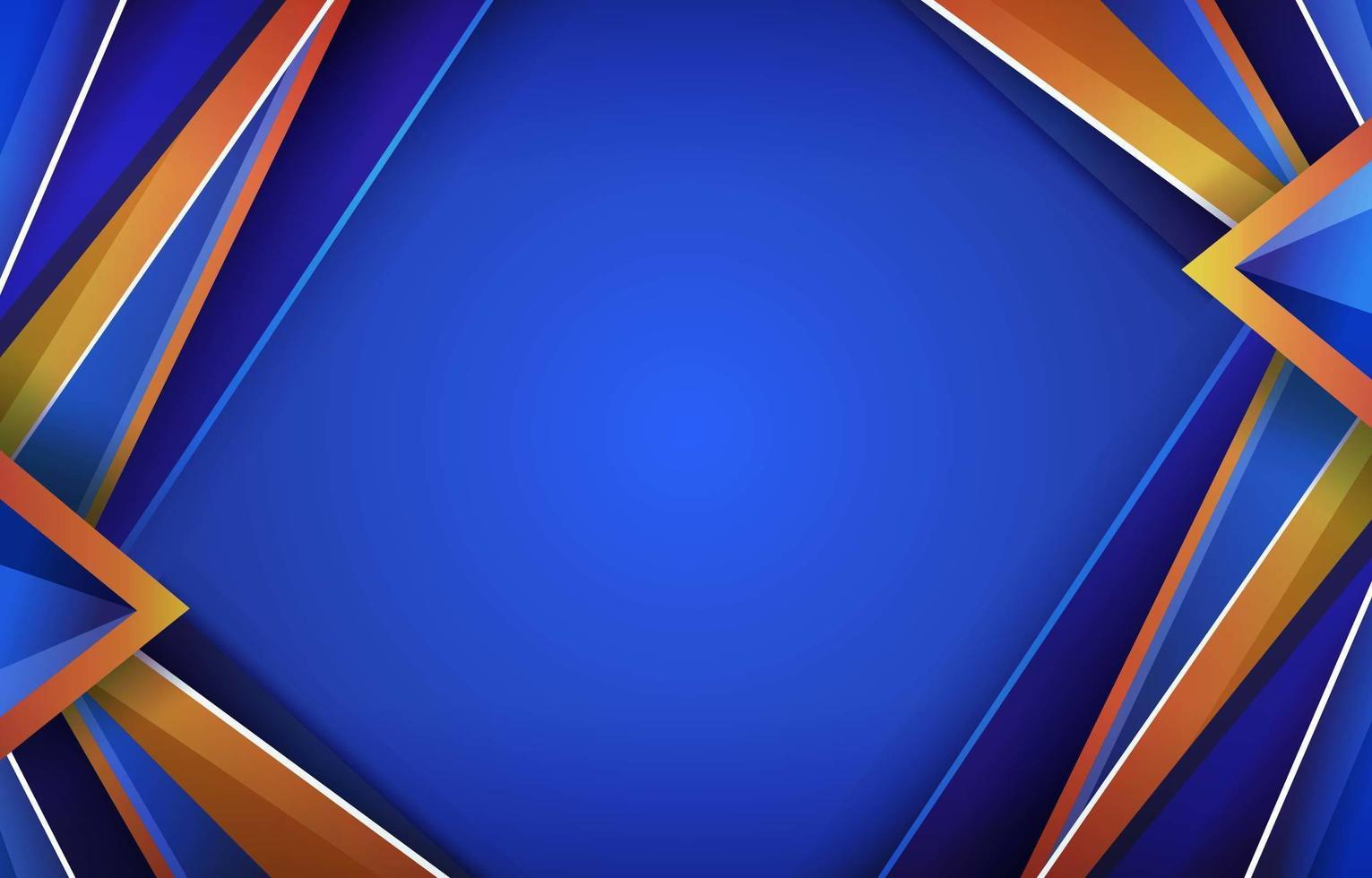 futuristische abstracte geometrische achtergrond vector