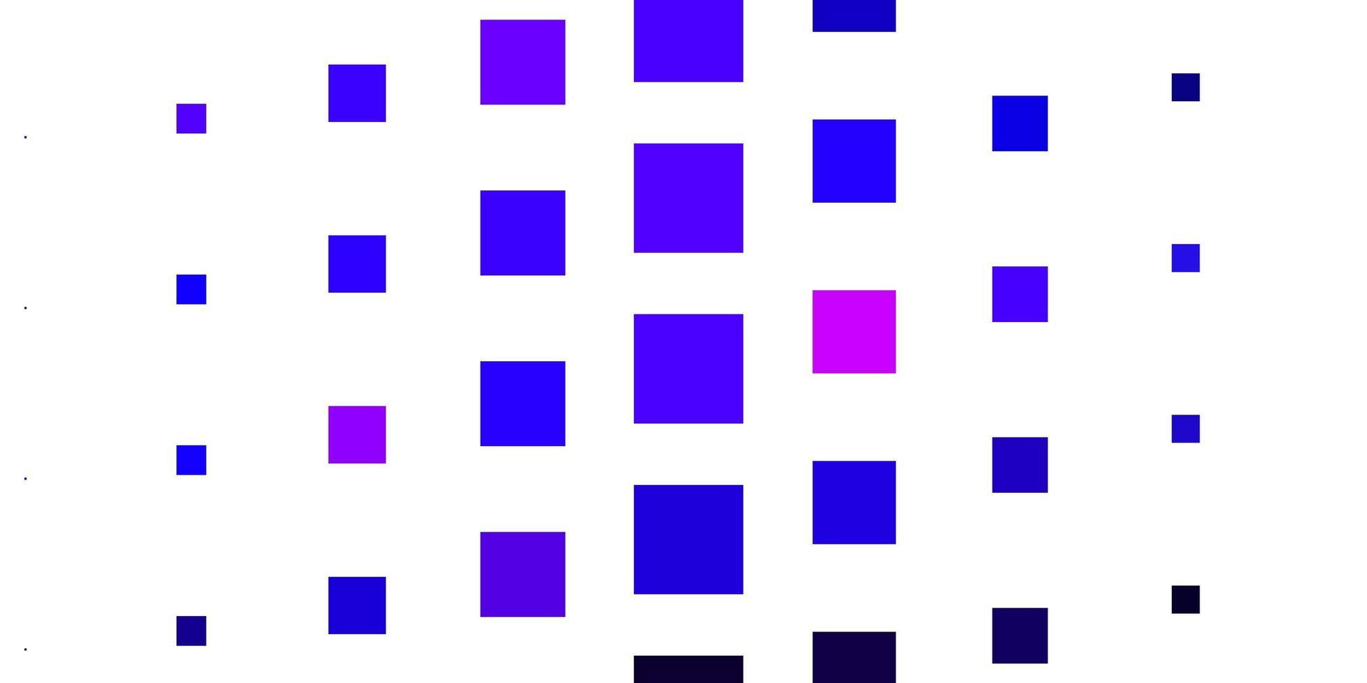 lichtroze, blauwe achtergrond in veelhoekige stijl. vector