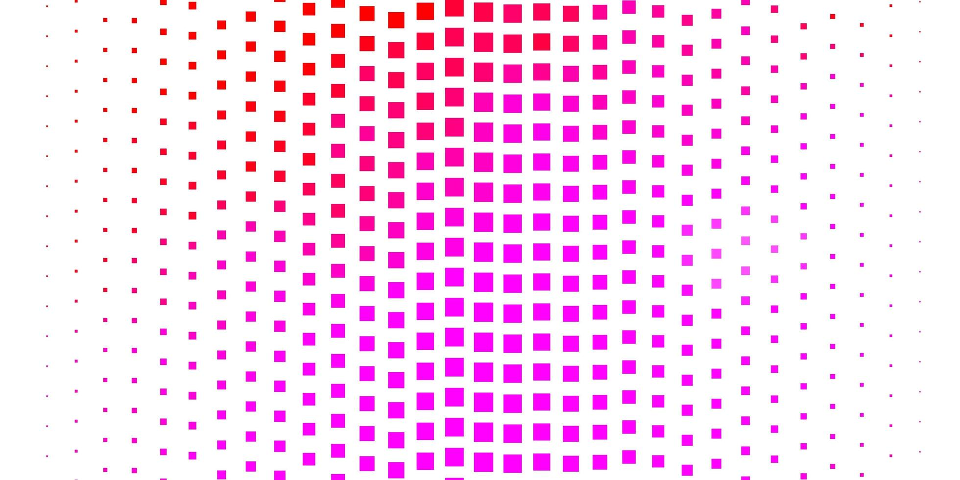lichtroze textuur in rechthoekige stijl. vector