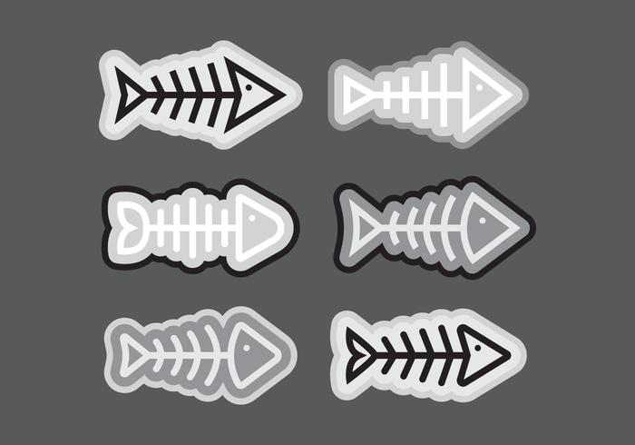 visbeen collectie vector