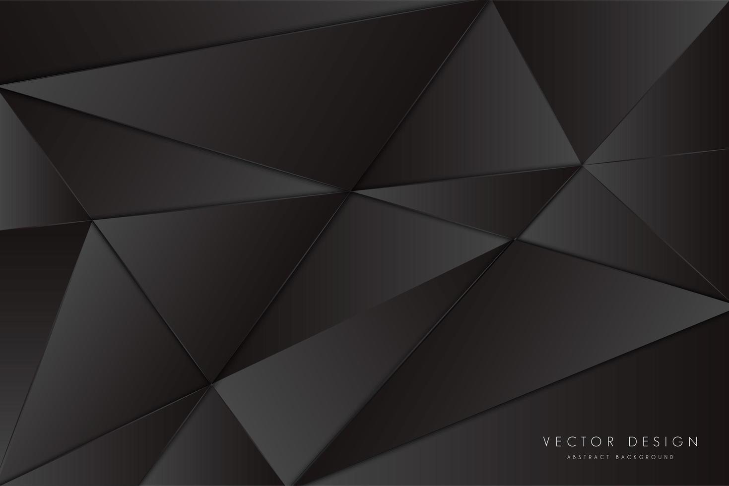 moderne donkere metalen achtergrond vector