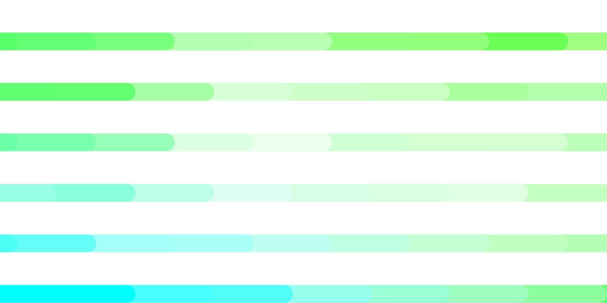 lichtgroene achtergrond met lijnen. vector