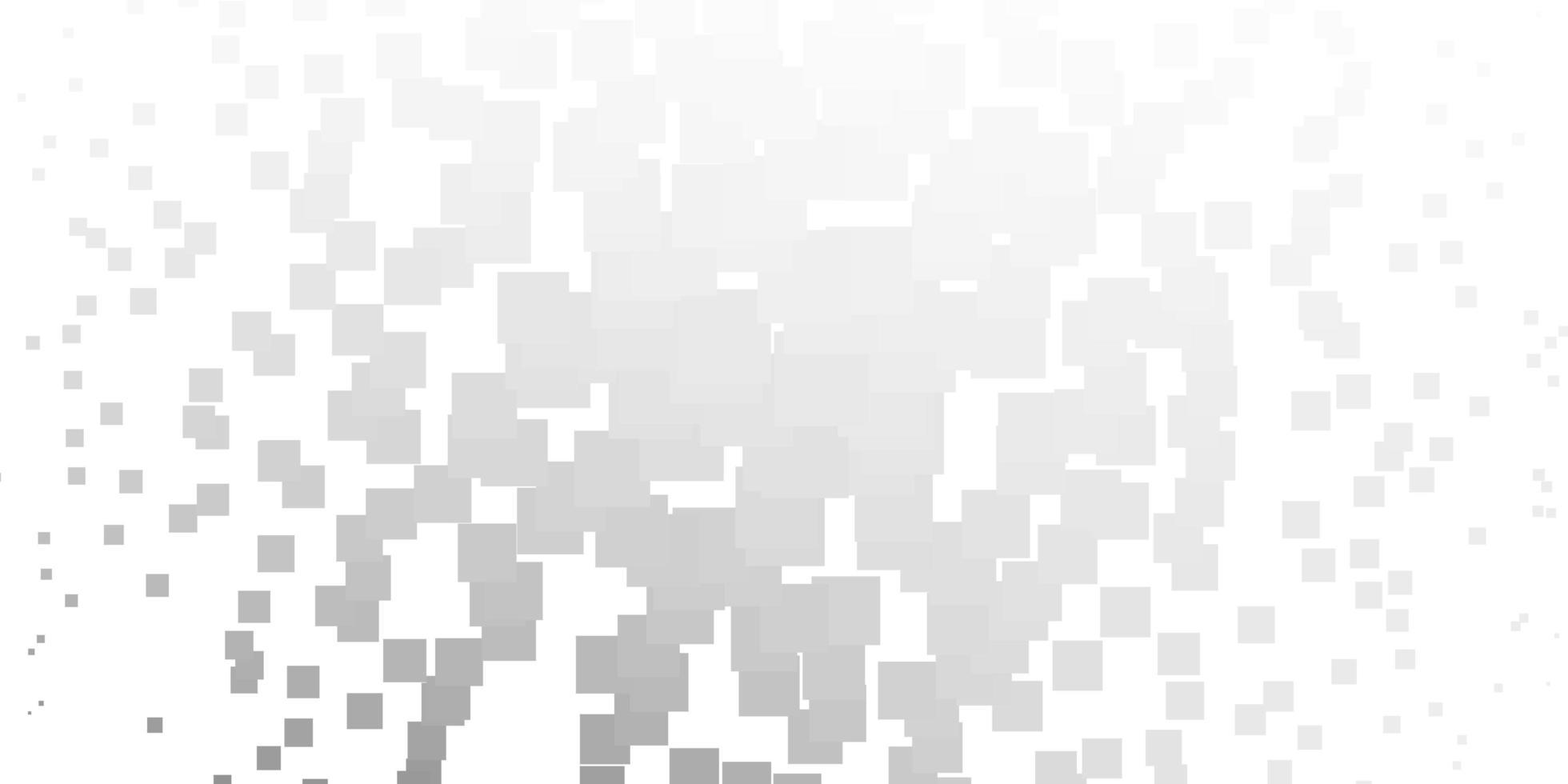 lichtgrijze lay-out met lijnen, rechthoeken. vector