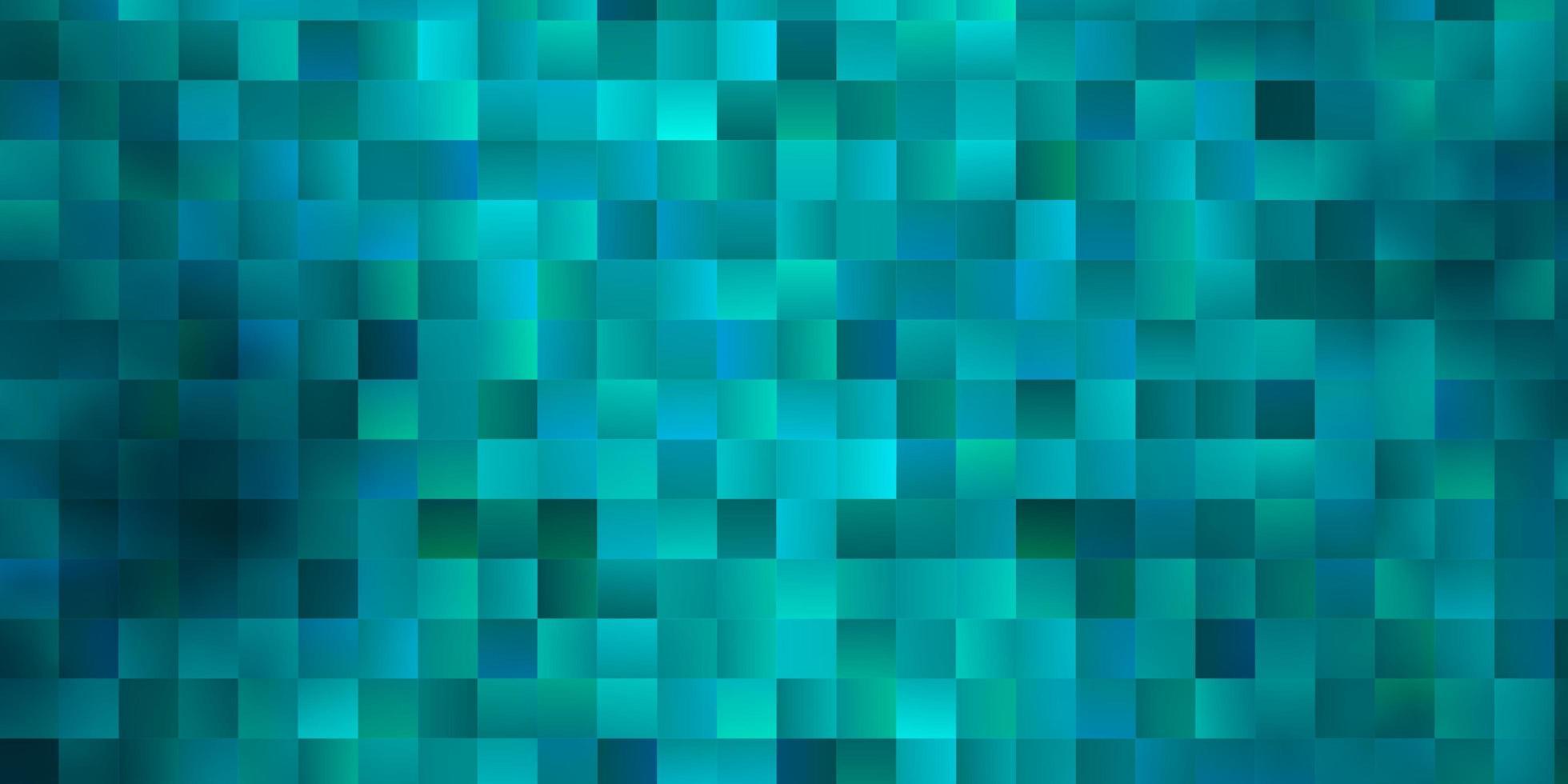 lichtgroene sjabloon met rechthoeken. vector