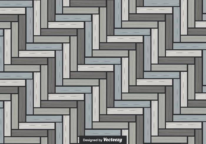 Vector grijs houten laminaat patroon