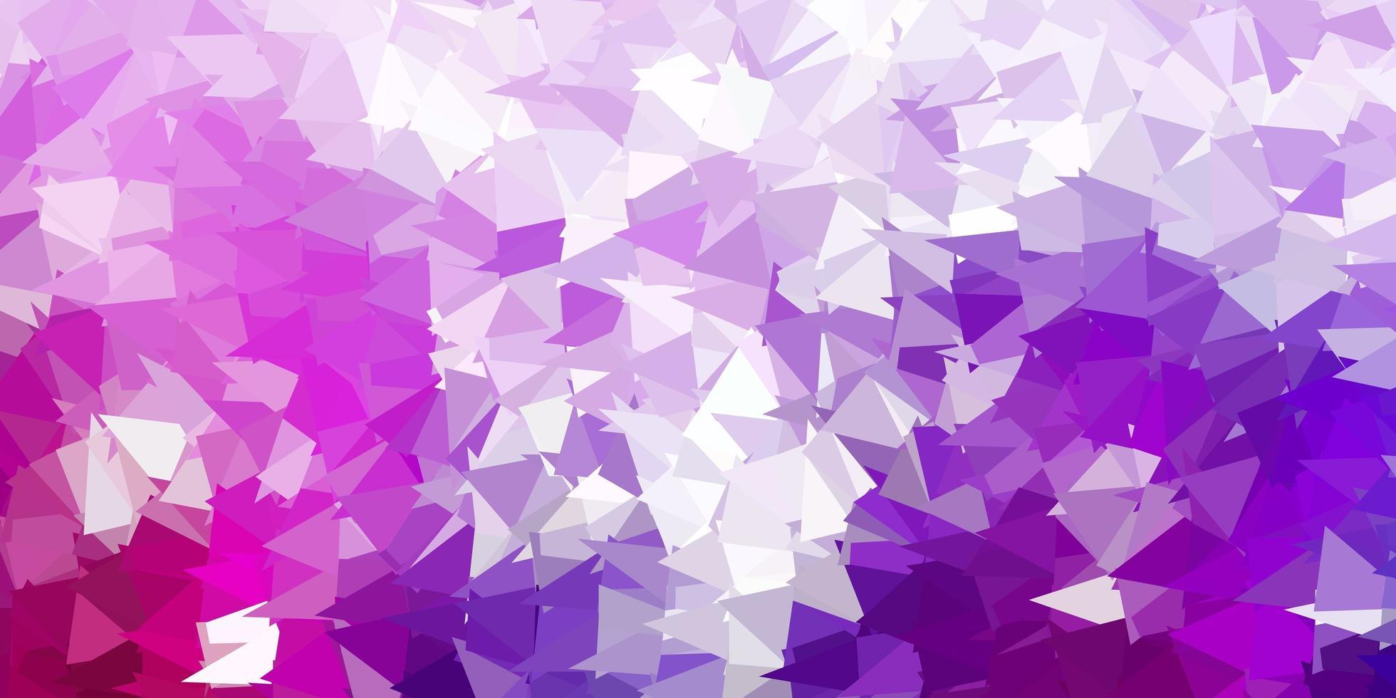 donkerrode abstracte driehoeksachtergrond. vector