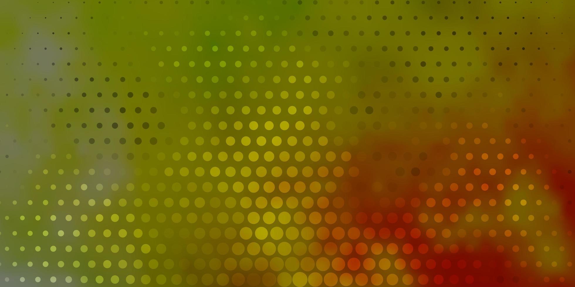 lichtgroene achtergrond met vlekken. vector