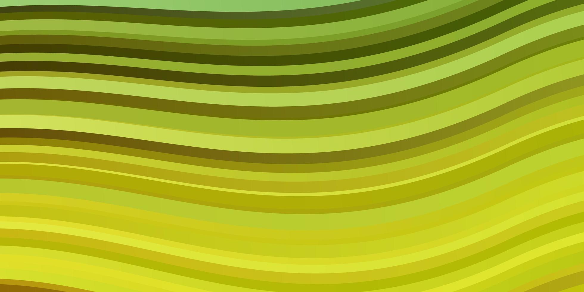 groene sjabloon met lijnen. vector