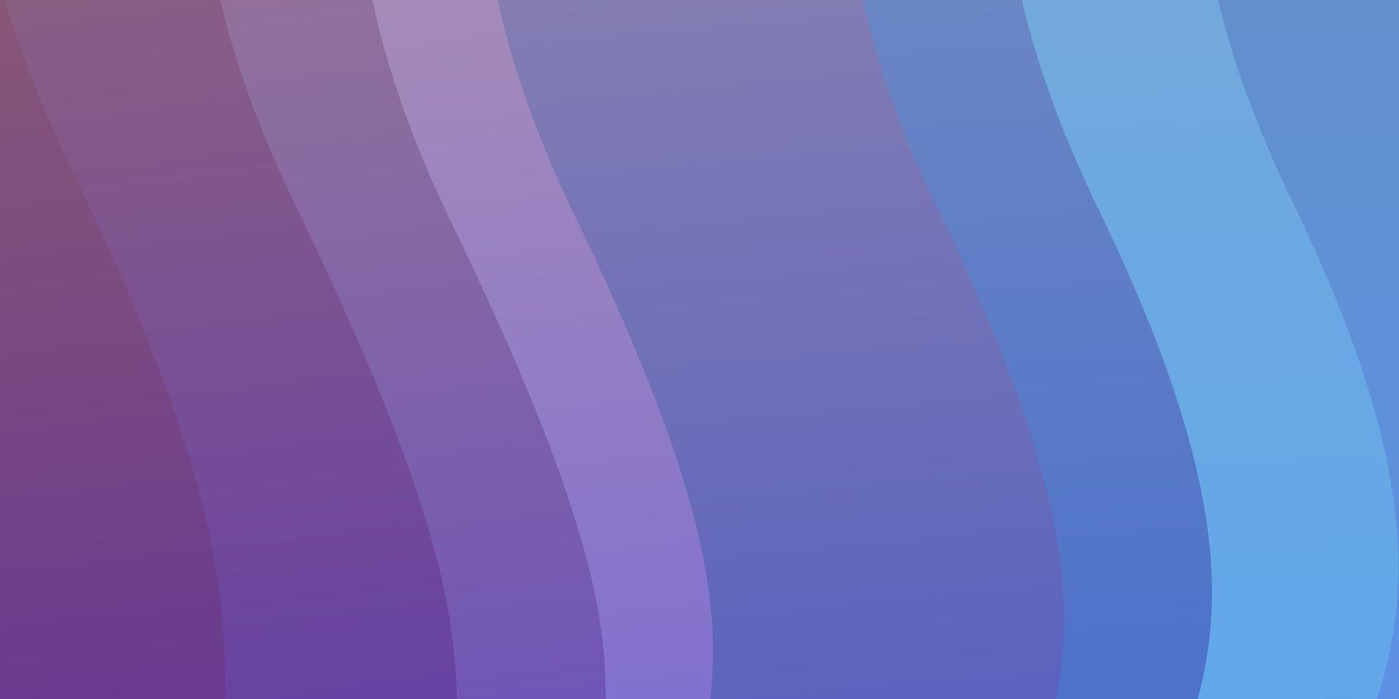 lichtblauwe, rode achtergrond met wrange lijnen. vector