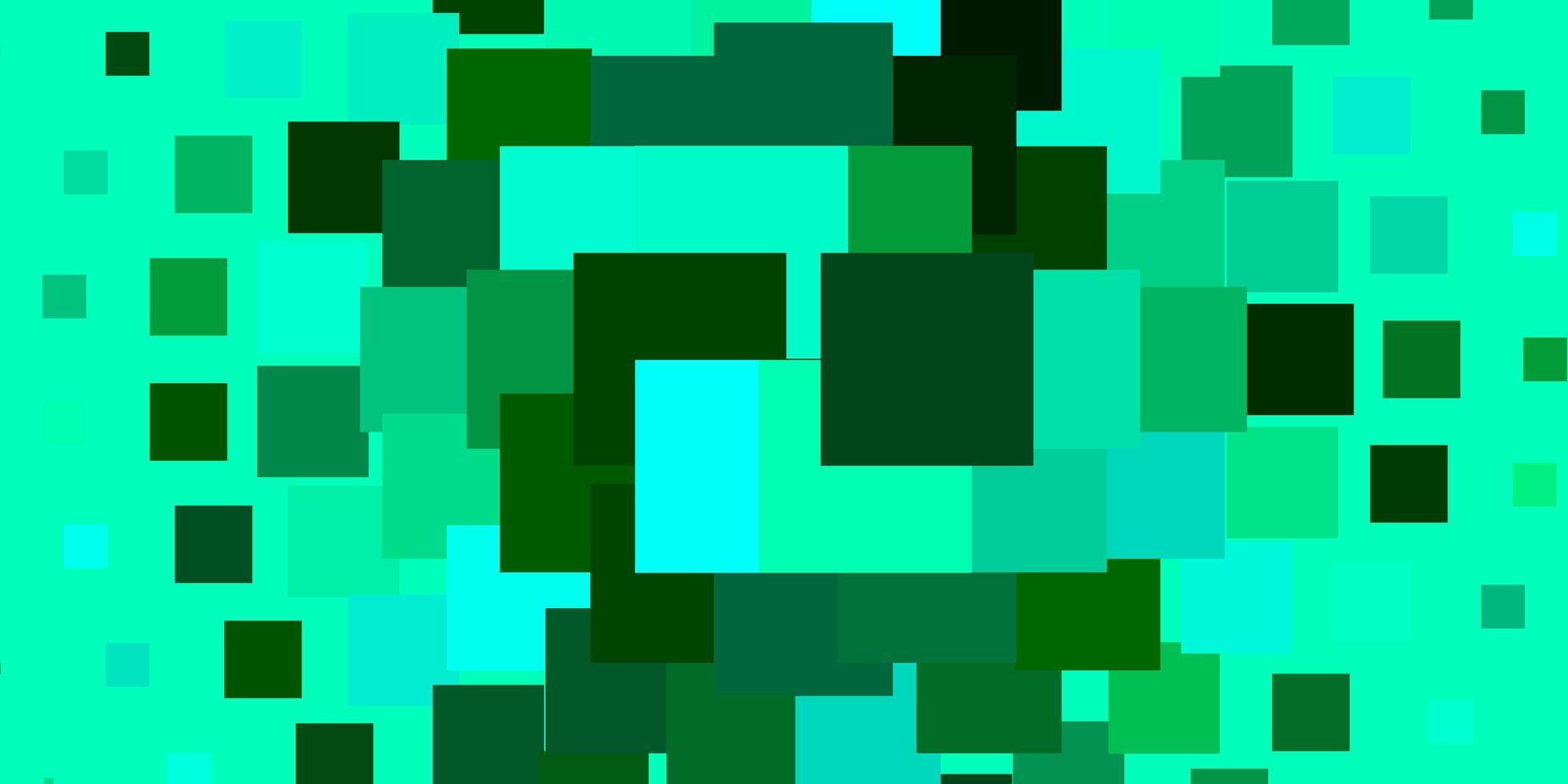 lichtgroene achtergrond in veelhoekige stijl. vector