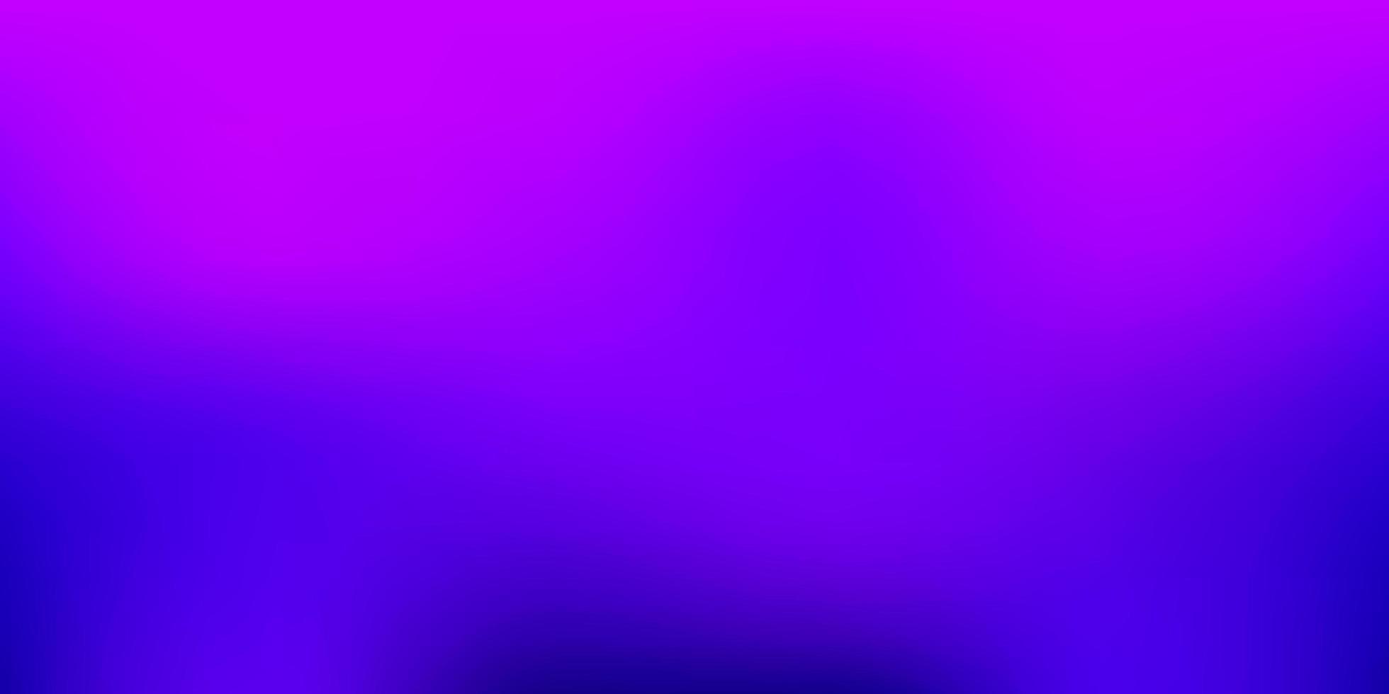 lichtpaars, roze kleurverloop achtergrond wazig. vector