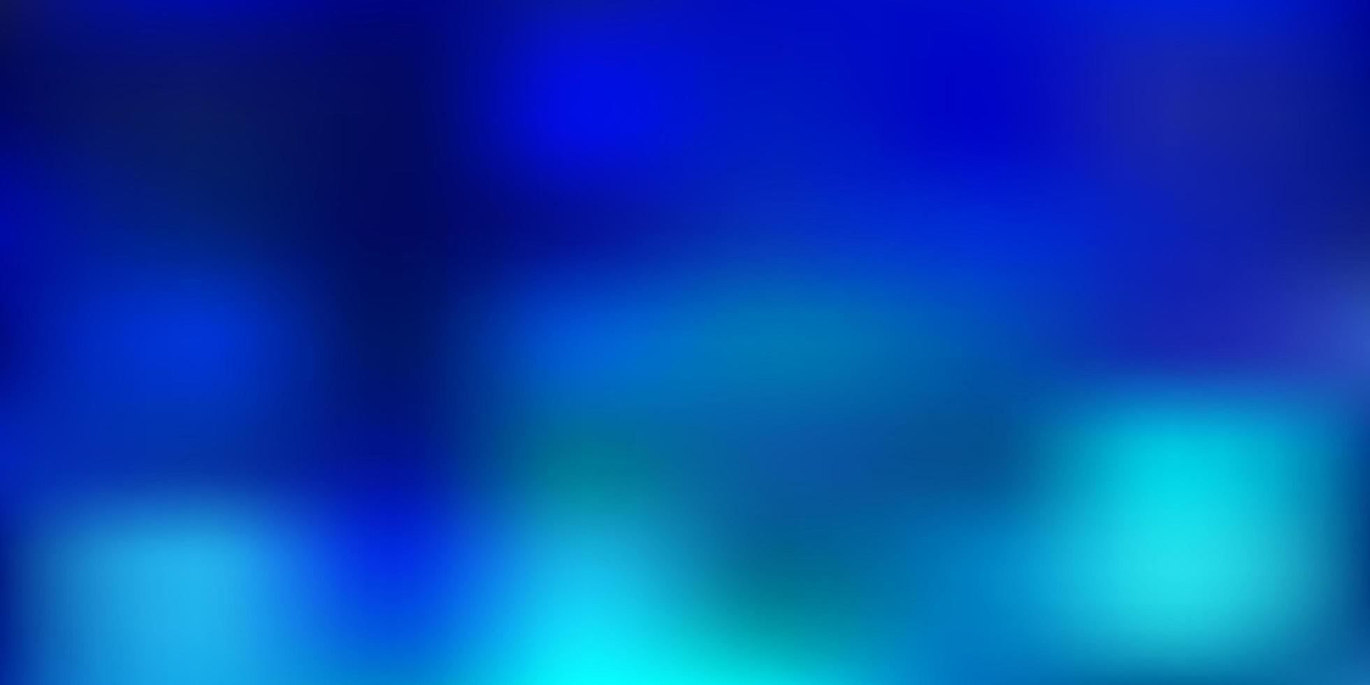 lichtblauwe vector vervaging sjabloon