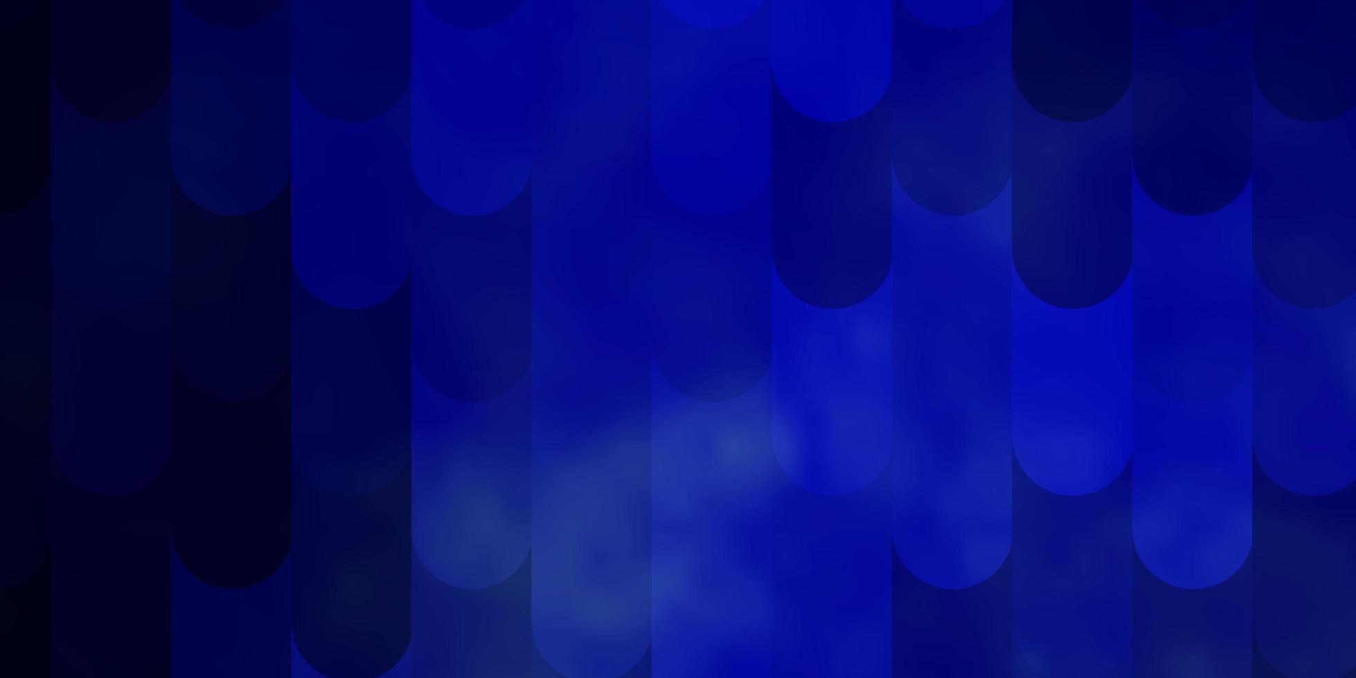 lichtblauw vector sjabloon met lijnen.