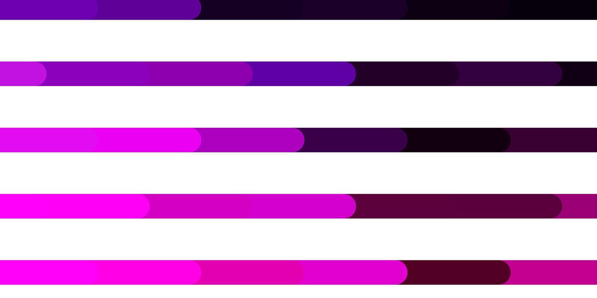 donkerpaars, roze vectortextuur met lijnen. vector