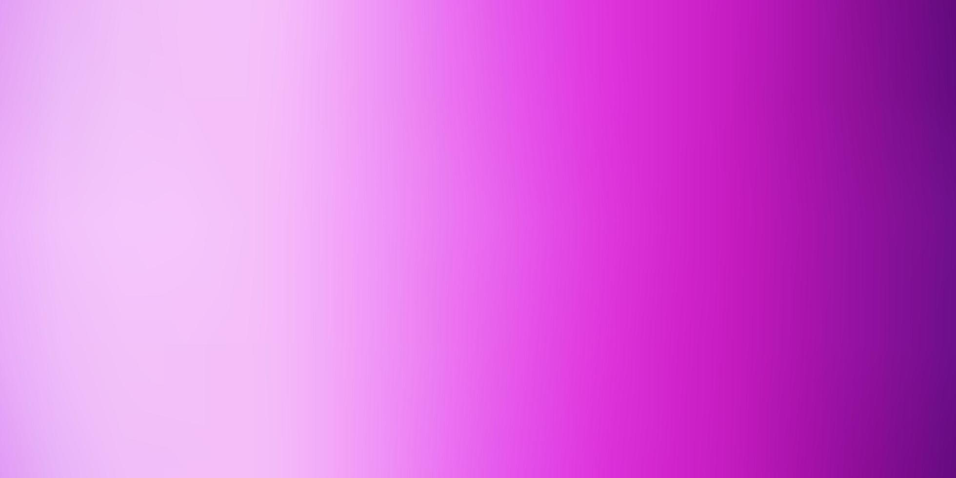 lichtpaars, roze vector slim wazig patroon.