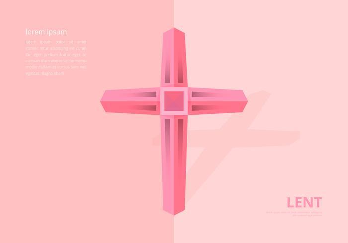 Abstracte religieuze geleende symbolen vector