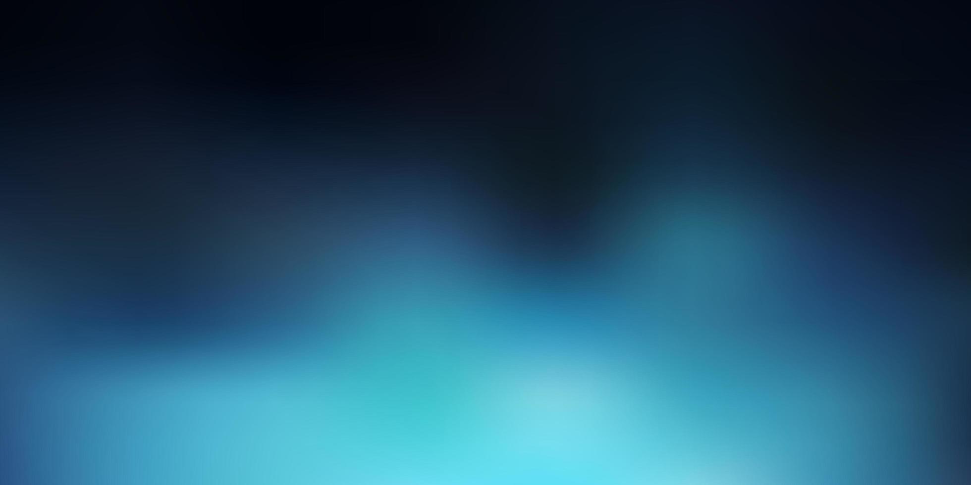 donkerblauw vector verloop vervagen sjabloon.