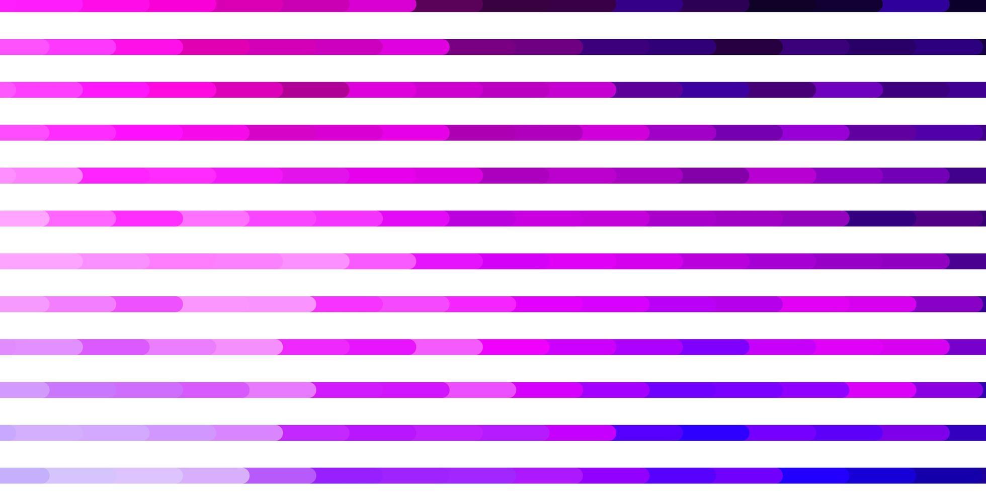 lichtroze, blauw vectorpatroon met lijnen. vector