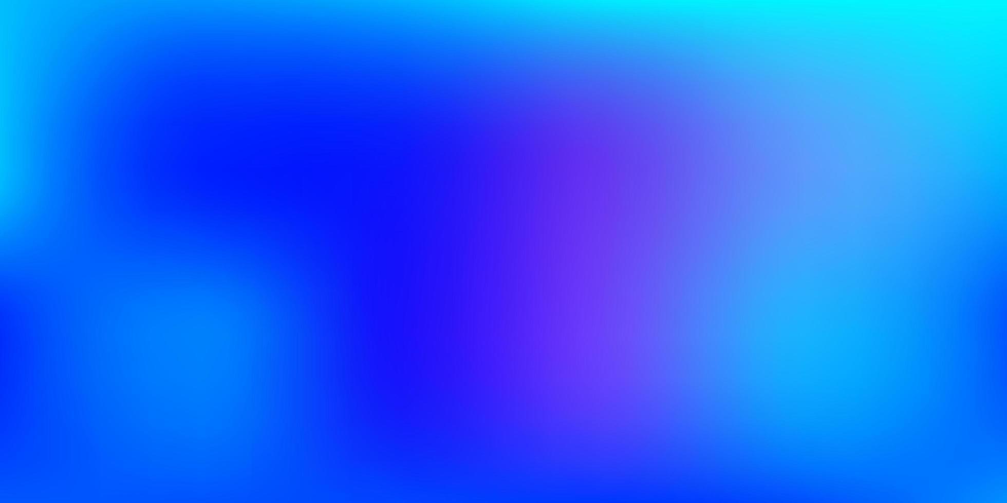 donkerroze, blauwe vector vervaging sjabloon.