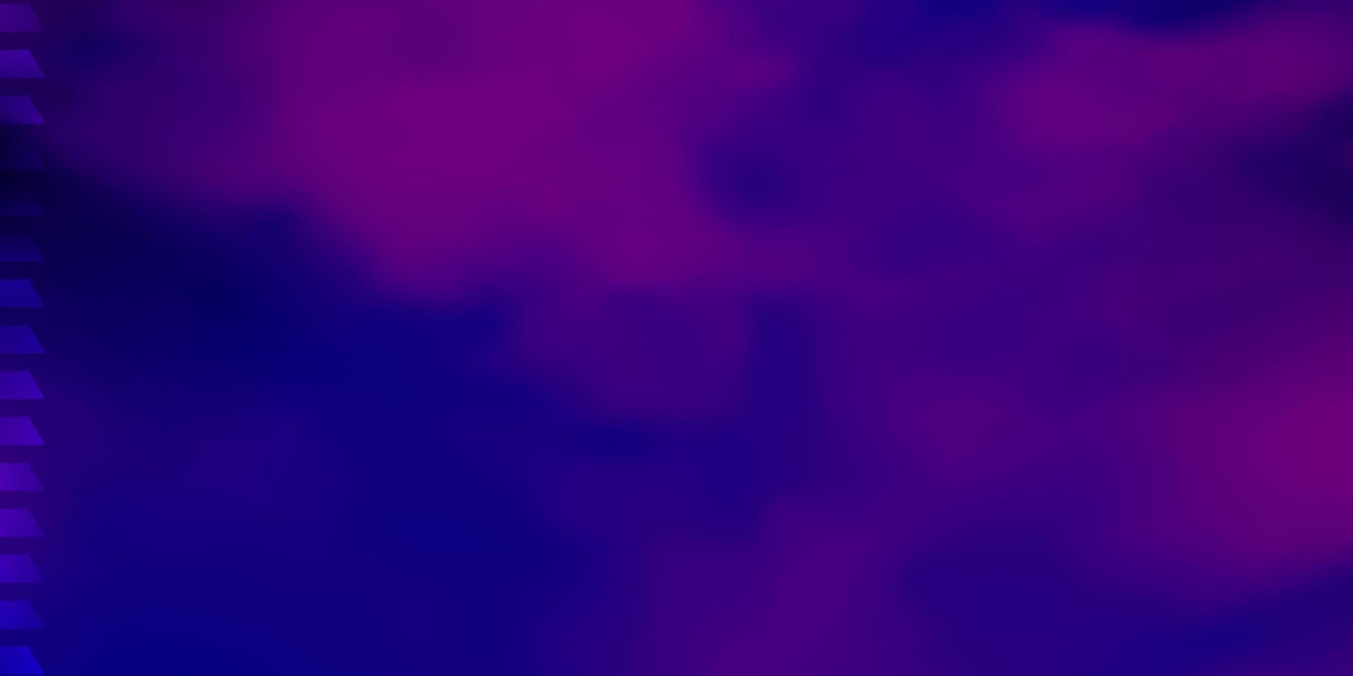 lichtpaarse, roze vector achtergrond met rechthoeken.