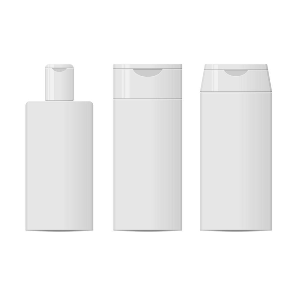 shampoo fles vector ontwerp illustratie geïsoleerd op een witte achtergrond