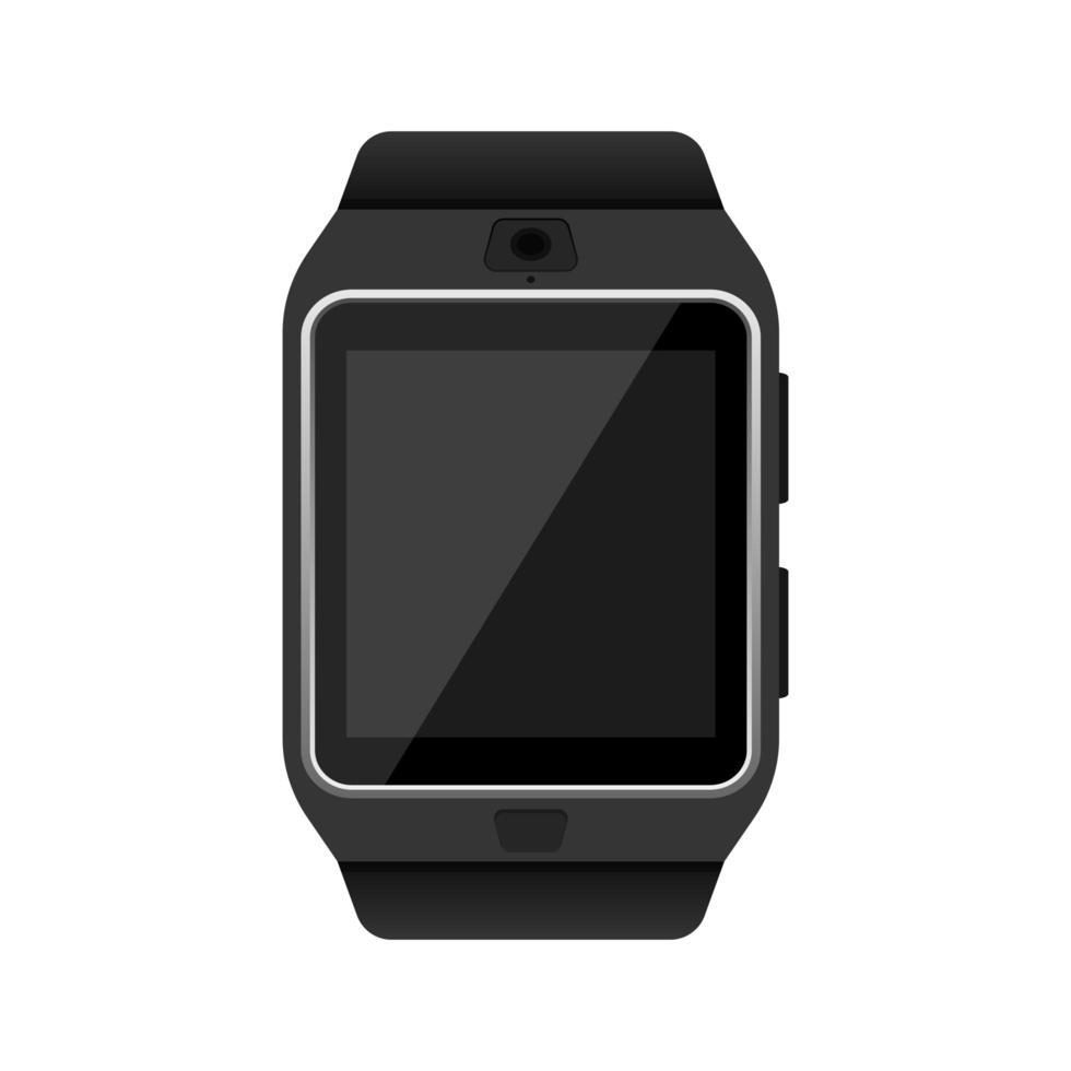 smartwatch vector ontwerp illustratie geïsoleerd op een witte achtergrond