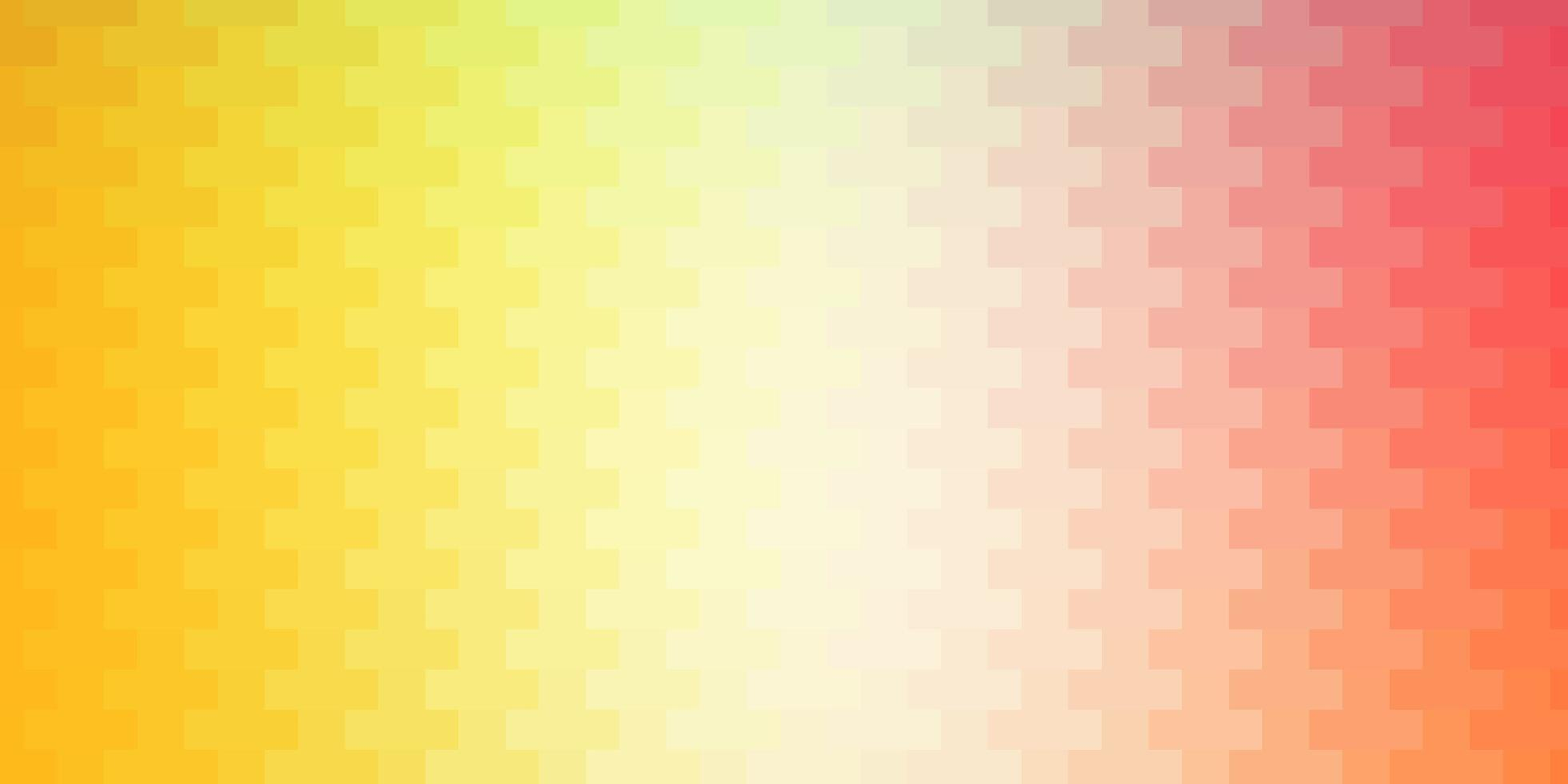 lichtgroene, rode vectortextuur in rechthoekige stijl. vector