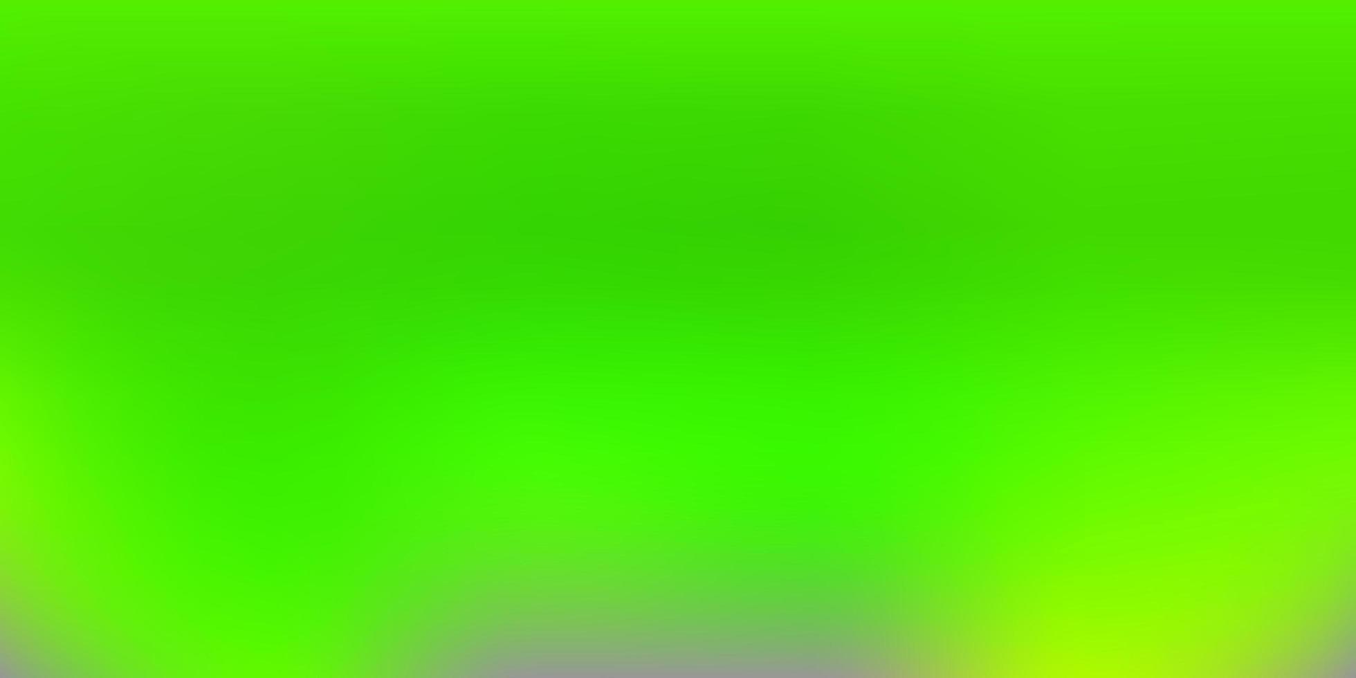 donkergroene vector onscherpe achtergrond.
