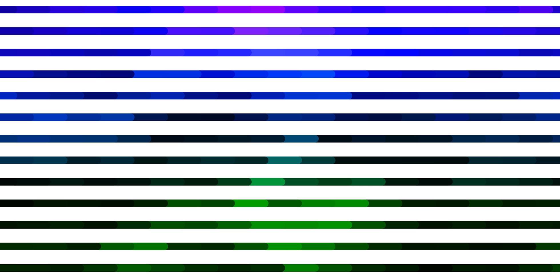 donker veelkleurig vectorpatroon met lijnen. vector