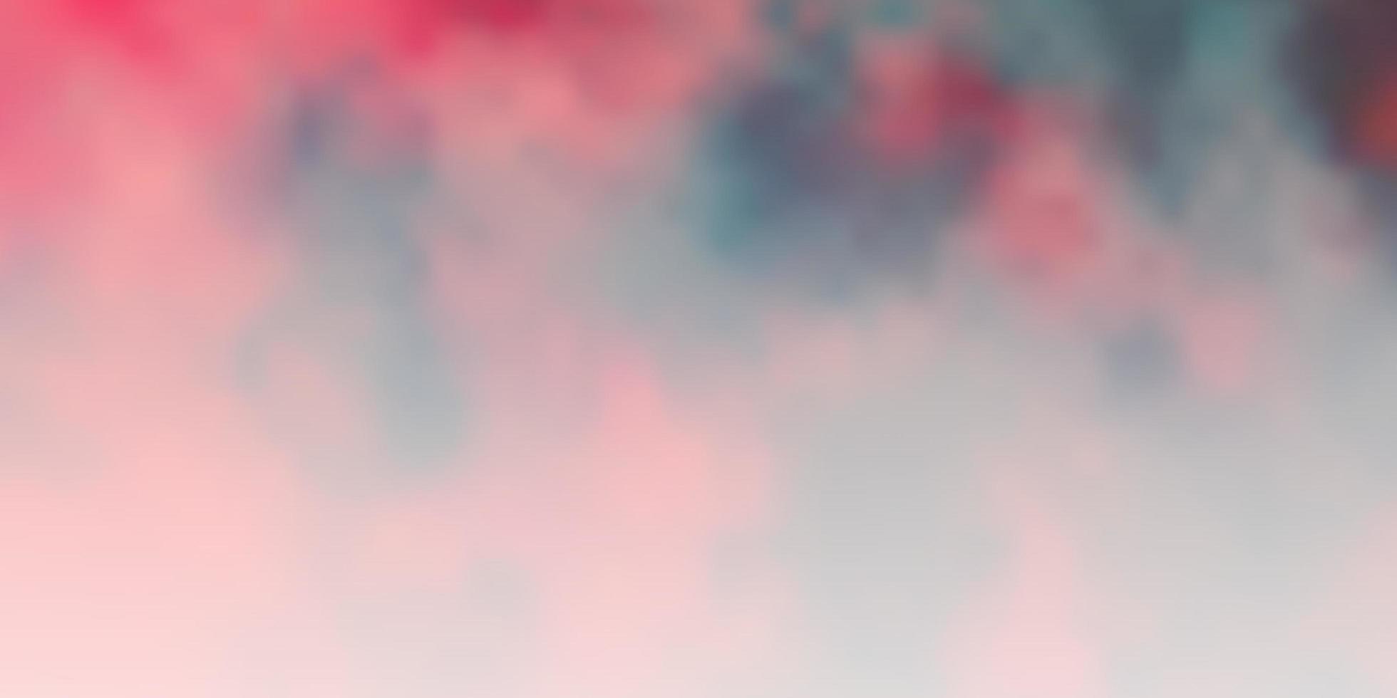 donkeroranje vectorpatroon met wolken. vector