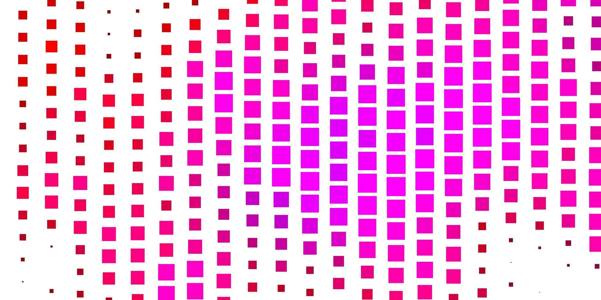 donkerroze vectorachtergrond in veelhoekige stijl. vector