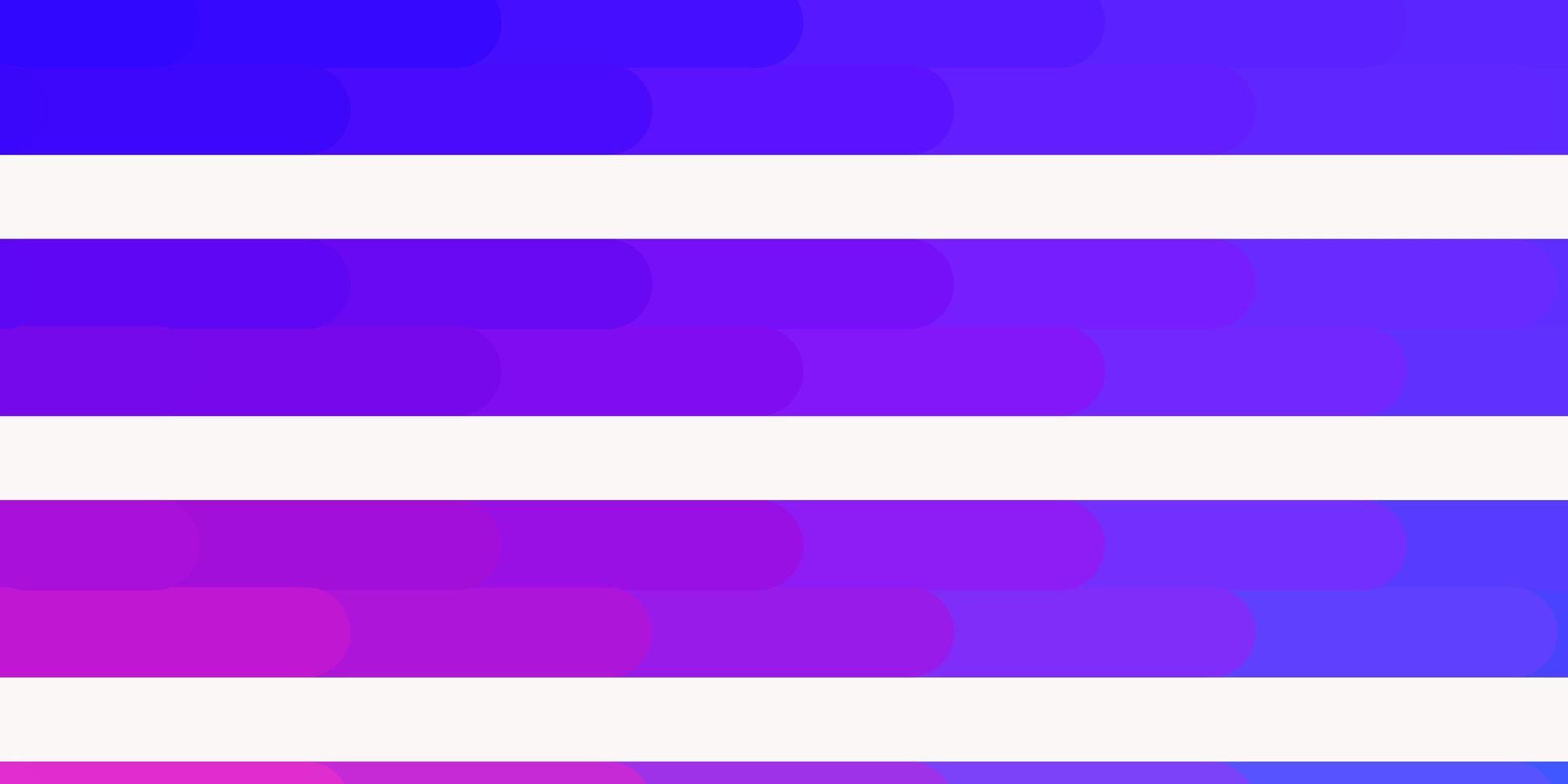 lichtroze, blauwe vectorlay-out met lijnen. vector