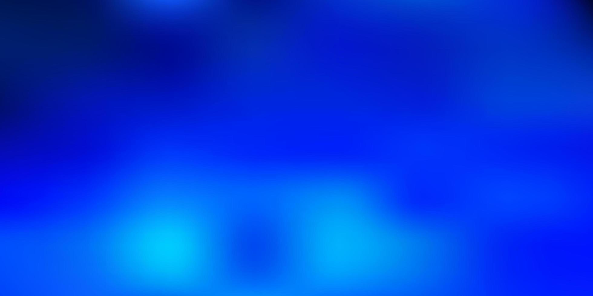 lichtblauwe vector verloop achtergrond wazig.