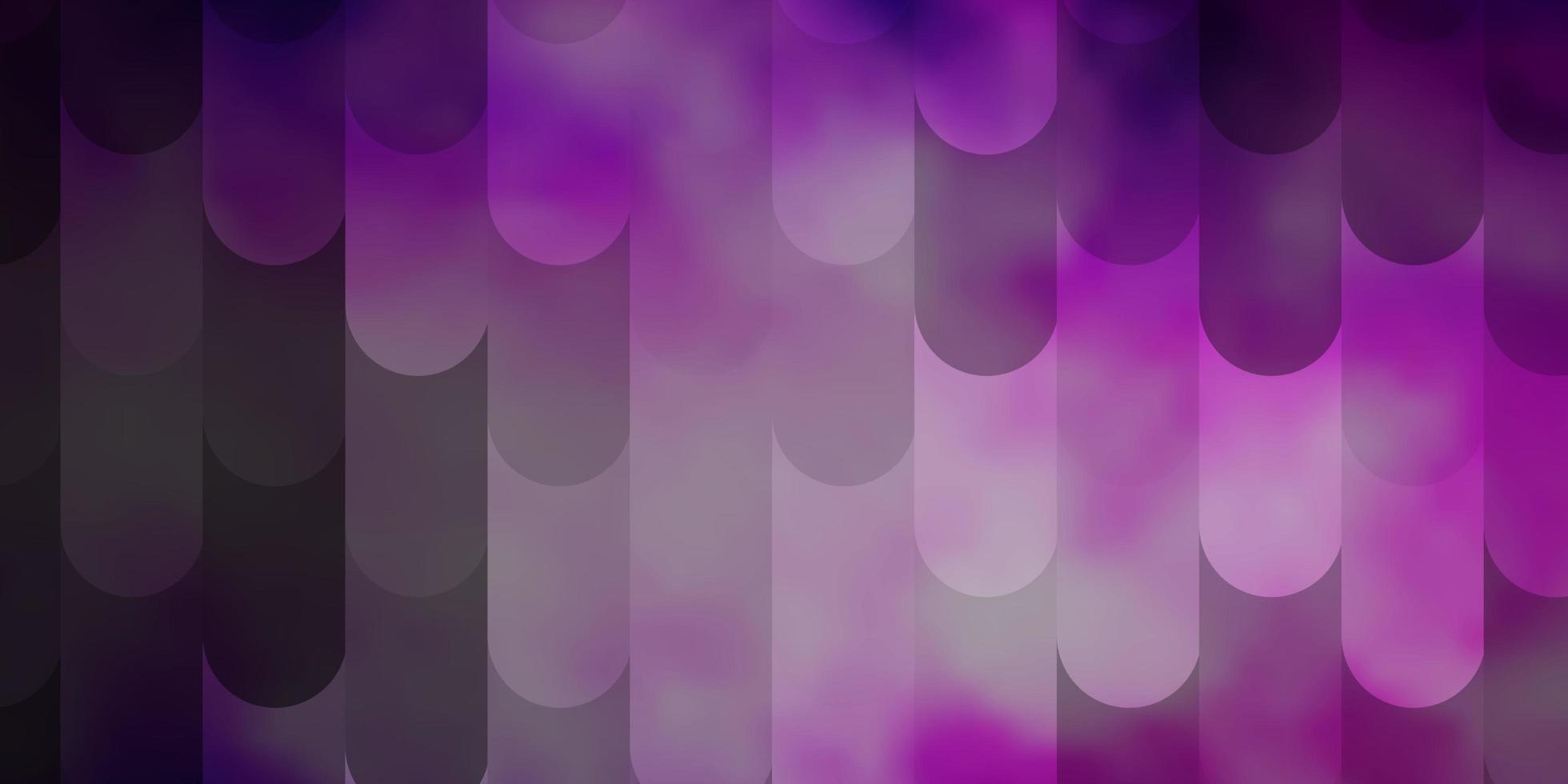 lichtpaarse vectorlay-out met lijnen. vector