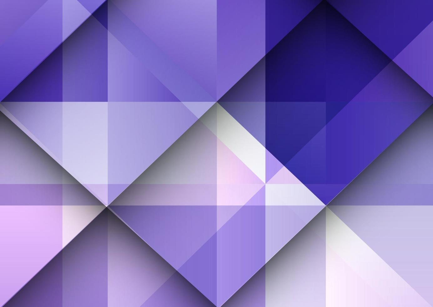 abstract geometrisch ontwerp als achtergrond vector