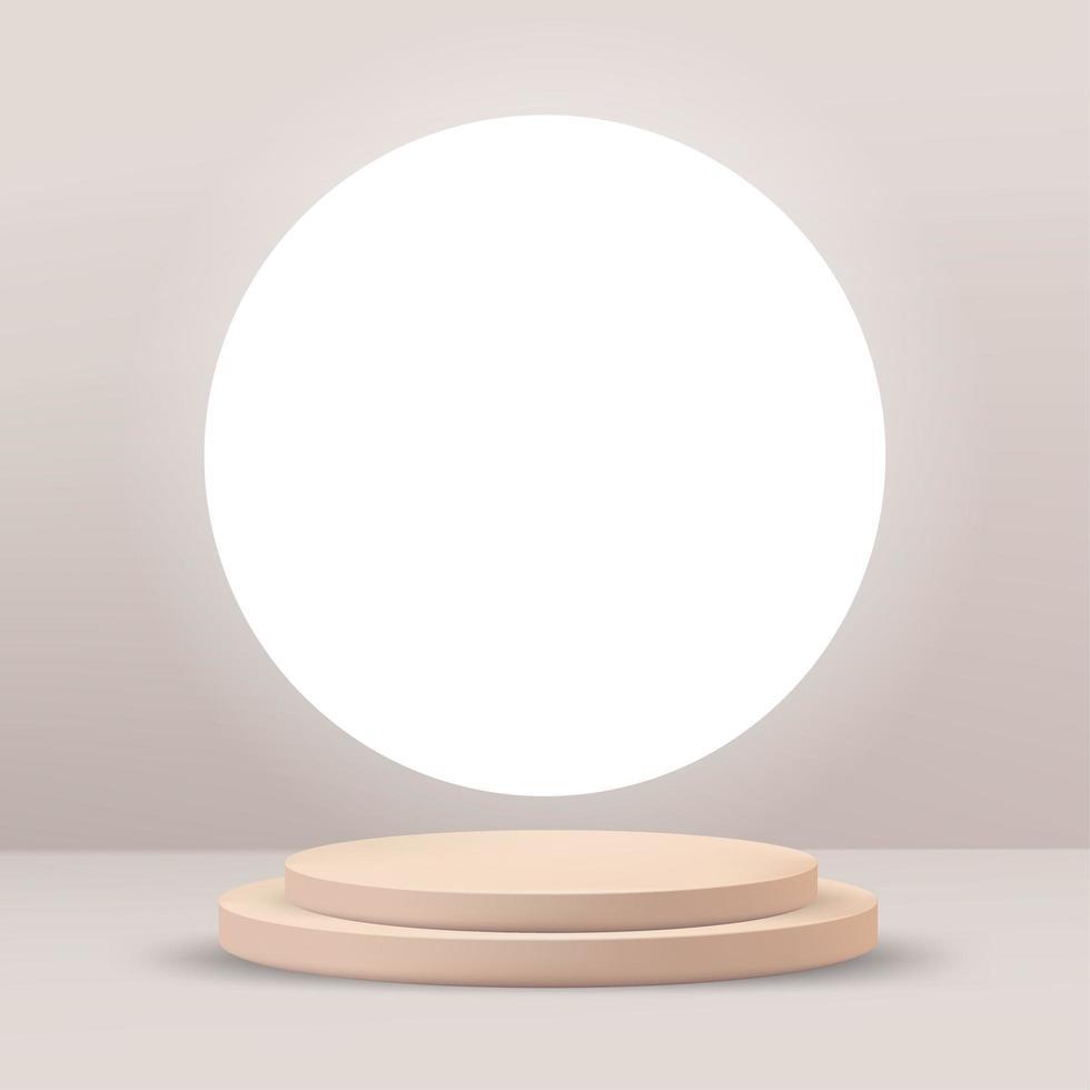 abstract minimaal podiummodel vector