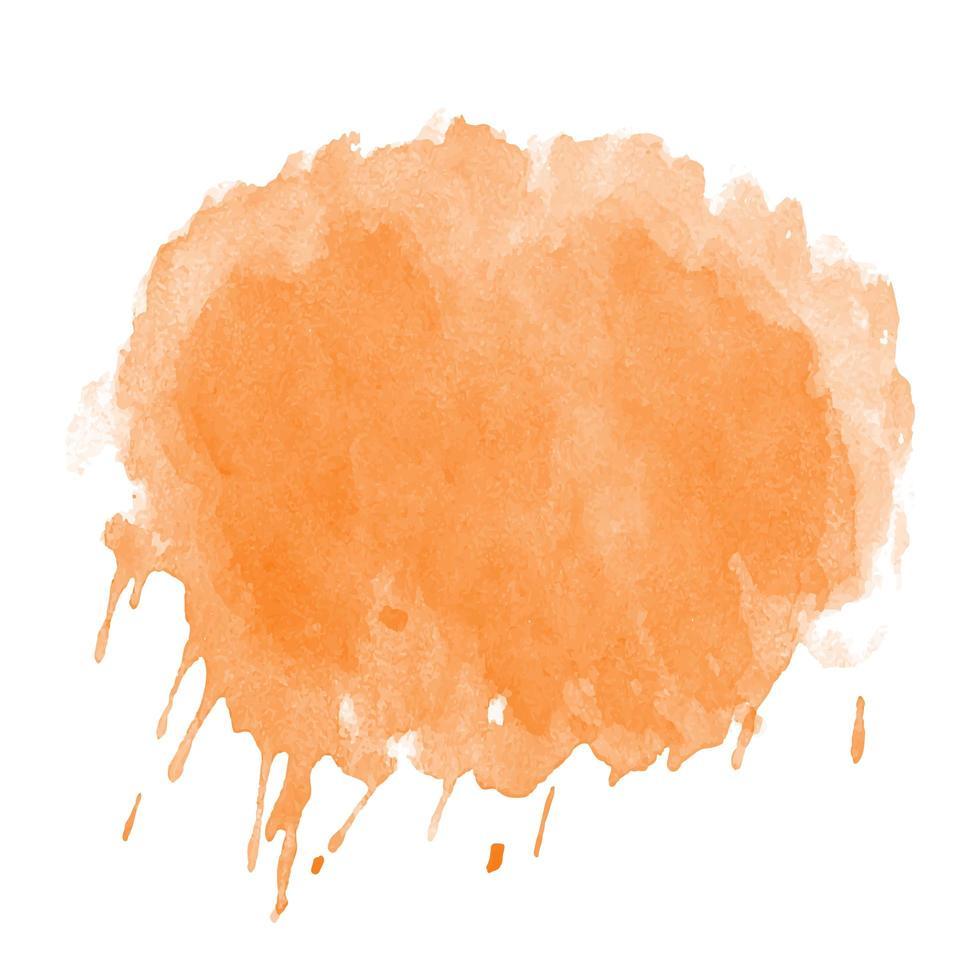 kleurrijke aquarel splash vector